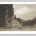 Edward Curtis: Canyon de Chelly
