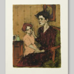 Malcolm Liepke:A Mother's Touch I